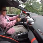 フェラーリ 812 スーパーファストを50km/hで走らせるのは清水和夫への拷問!?「V12・NAは完全バランス、ヤバイ!」【頑固一徹 和】 - kazuoshimizu_ferrari_812superfast_01