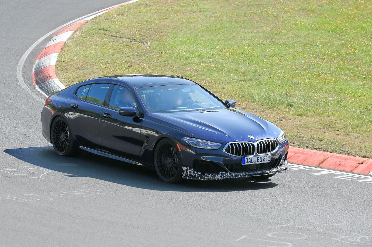 アルピナB8グランクーペ市販型、BMW「M850i グランクーペ」をベースに開発