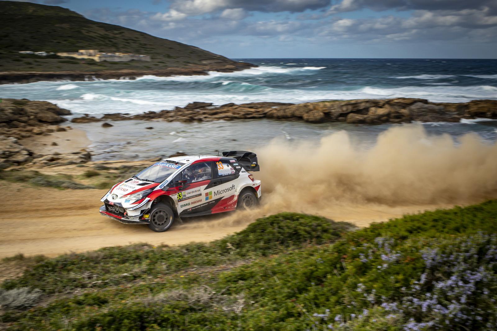 WRC2020 Rd.6サルデーニャ