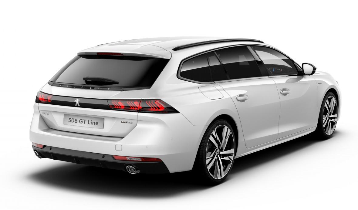 「プジョー508/508SWに人気装備を搭載した特別仕様車「Premium Leather Edition」が設定【新車】」の3枚目の画像