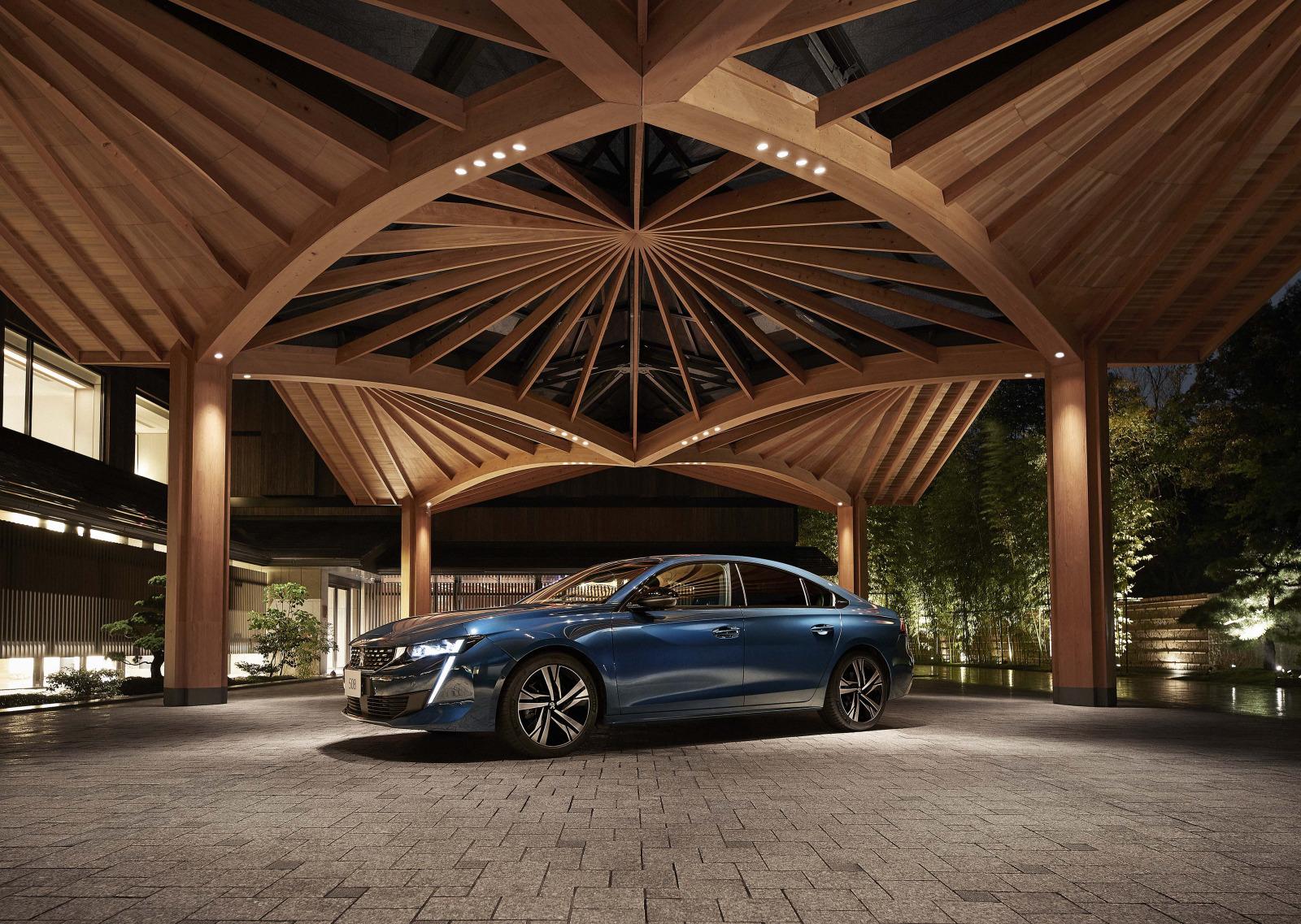 「プジョー508/508SWに人気装備を搭載した特別仕様車「Premium Leather Edition」が設定【新車】」の9枚目の画像