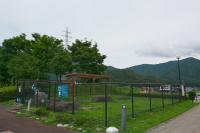 北陸自動車道・南条SA(上り)は日本庭園のような風情漂う施設が特徴【高速道路SA・PAドッグラン探訪】 - sa_dogrun_004