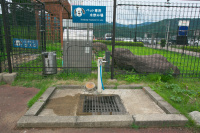 北陸自動車道・南条SA(上り)は日本庭園のような風情漂う施設が特徴【高速道路SA・PAドッグラン探訪】 - sa_dogrun_005