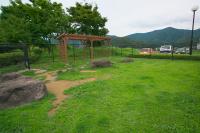 北陸自動車道・南条SA(上り)は日本庭園のような風情漂う施設が特徴【高速道路SA・PAドッグラン探訪】 - sa_dogrun_007