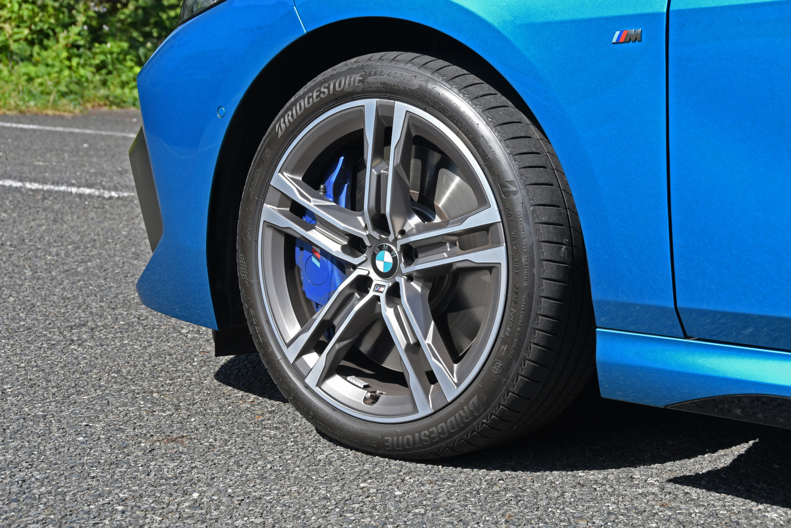 「FFベース4WDの味付けに開眼したBMW 【BMW M235i Xドライブ グランクーペ試乗】」の8枚目の画像