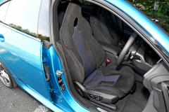 BMW M235i XGCフロントシート
