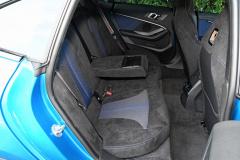 BMW M235i XGCリヤシート