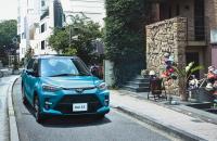 小さくても威圧感たっぷり! ツリ目と大型グリルが「コワモテ顔」の国産コンパクトカー - 2019_toyota_rize_002