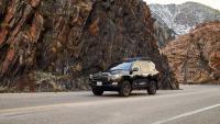 トヨタ ランドクルーザー次期型300系は2021年デビュー!?「GRランクル」も発売か?  - 2021-toyota-land-cruiser-front-road