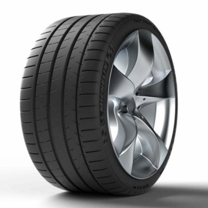 ハイパフォーマンスカー向けランフラットタイヤ「MICHELIN Pilot Super Sport ZP」がレクサスLC500コンバーチブルのOEタイヤに採用