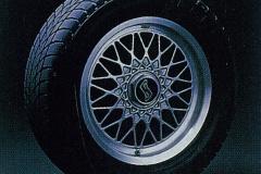 GTS-Rのタイヤ&ホイール