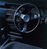 GTS-Rのコクピット