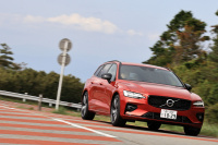 48Vマイルドハイブリッドのボルボ「V60 B5 R-DESIGN」で感じたスポーティワゴンの気持ちのいい走り - Volvo_V60_B5_R-DESIGN_20201022_1