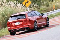 48Vマイルドハイブリッドのボルボ「V60 B5 R-DESIGN」で感じたスポーティワゴンの気持ちのいい走り - Volvo_V60_B5_R-DESIGN_20201022_2