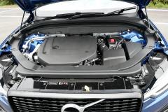 ボルボXC60のエンジン