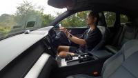 ボルボXC60 B6 AWD R-Designウア丼試乗