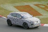 14.1インチ湾曲スクリーン搭載か? ジャガー E-Pace改良型をキャッチ - Jaguar E-Pace facelift 6