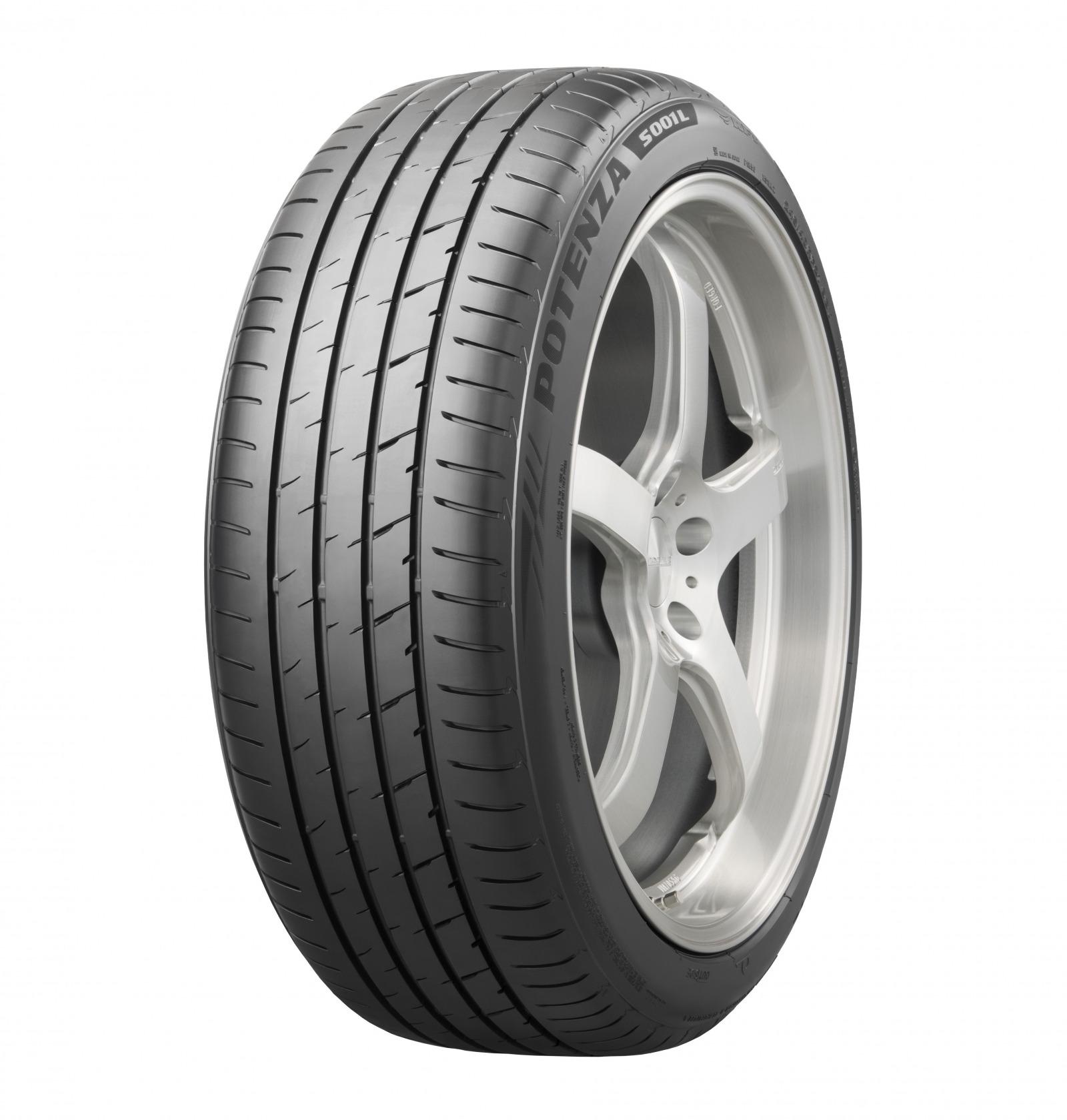 「ブリヂストンが「TURANZA T005 RFT」「POTENZA S001L RFT」をレクサスLC500シリーズのOEタイヤとして納入を開始」の3枚目の画像