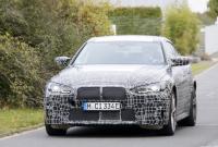 BMW「M」ブランド初のフルEV発売確定! プロトタイプを激写 - BMW i4M 1