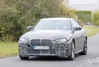 BMW「M」ブランド初のフルEV発売確定! プロトタイプを激写 - BMW i4M 2