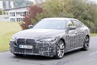 BMW「M」ブランド初のフルEV発売確定! プロトタイプを激写 - BMW i4M 3
