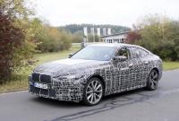 BMW「M」ブランド初のフルEV発売確定! プロトタイプを激写 - BMW i4M 4