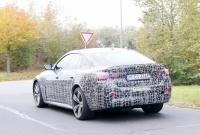 BMW「M」ブランド初のフルEV発売確定! プロトタイプを激写 - BMW i4M 6