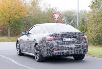 BMW「M」ブランド初のフルEV発売確定! プロトタイプを激写 - BMW i4M 7