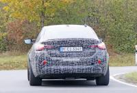 BMW「M」ブランド初のフルEV発売確定! プロトタイプを激写 - BMW i4M 8