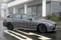 「2022年発売へ! BMW M3初のツーリング、最新プロトタイプをキャッチ」の10枚目の画像ギャラリーへのリンク
