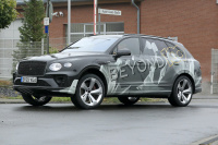 「「Beyond 100」戦略初のモデル、ベントレー・ベンテイガ「EWB」開発車両がテスト中!」の9枚目の画像ギャラリーへのリンク