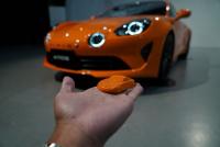 「オレンジ・アクロポリス938」のボディカラー