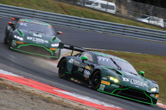 D'station Racingの2台