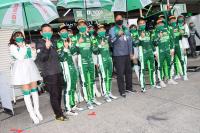 D'station Racing喜びの集合写真