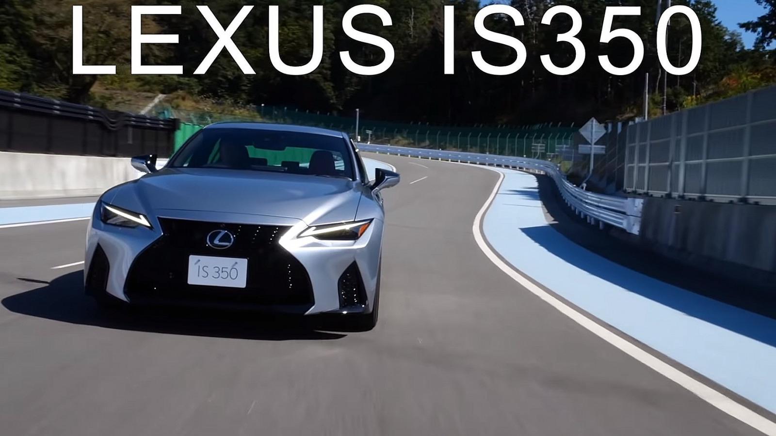 「レクサスIS350で日本のニュル・下山テストコースを清水和夫が攻める!【SYE_X】」の1枚目の画像