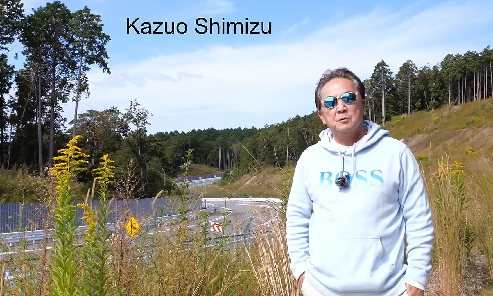 「レクサスIS350で日本のニュル・下山テストコースを清水和夫が攻める!【SYE_X】」の3枚目の画像