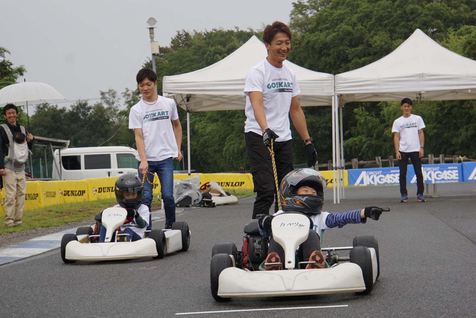 「元F1レーサー井出有治がカートコース「新東京サーキット」オーナーになってやりたいこととは?」の6枚目の画像