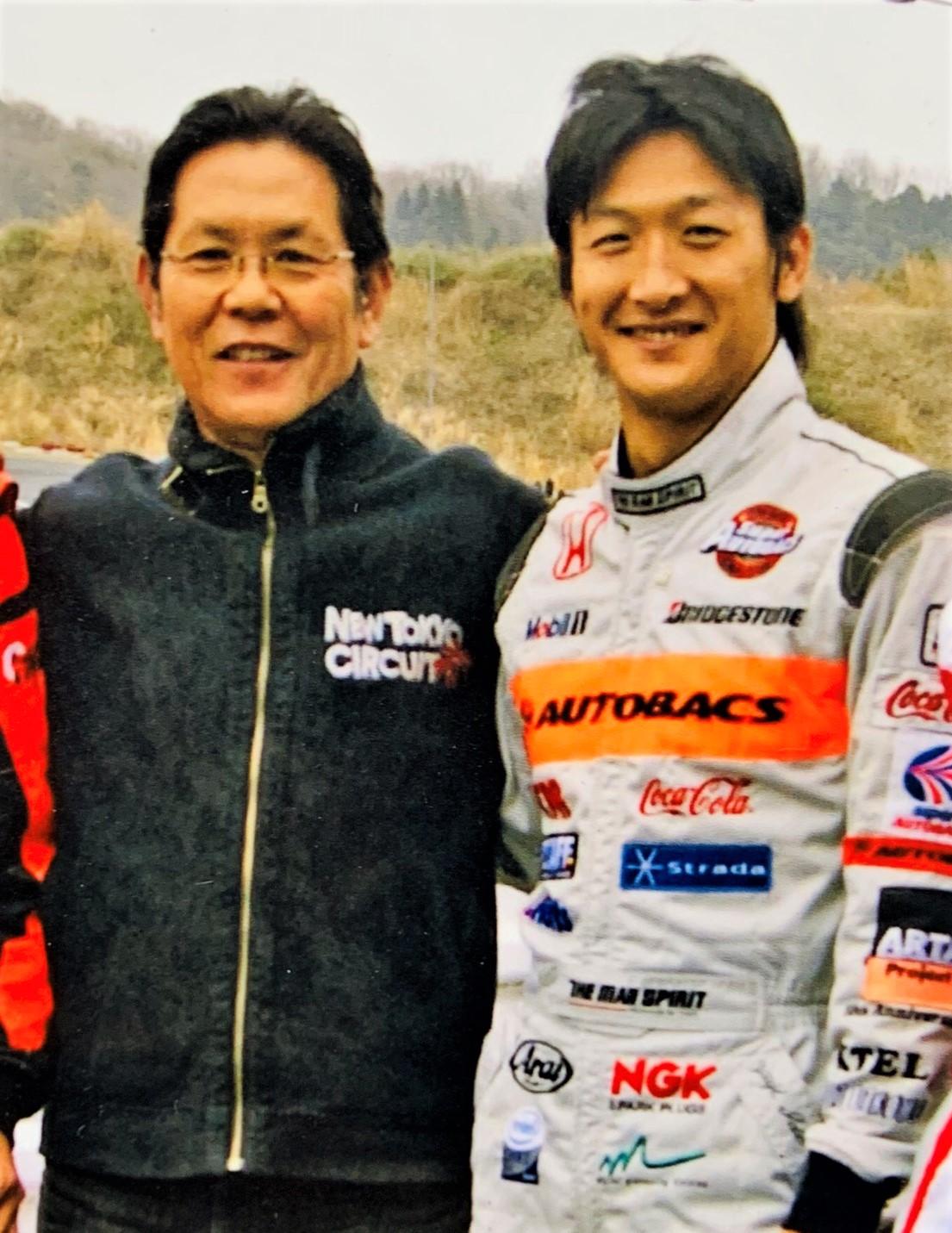 「元F1レーサー井出有治がカートコース「新東京サーキット」オーナーになってやりたいこととは?」の3枚目の画像