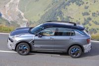 Lynk&Co、ボルボXC40と兄弟SUVの「01」を大幅改良へ! - Lynk&Co 01 Facelift 8