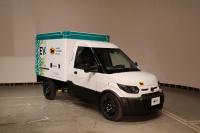 実は日本初!クロネコヤマトの新しいトラックは宅配専用EVトラックだ - J5DA5401s