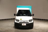 実は日本初!クロネコヤマトの新しいトラックは宅配専用EVトラックだ - J5DA5616
