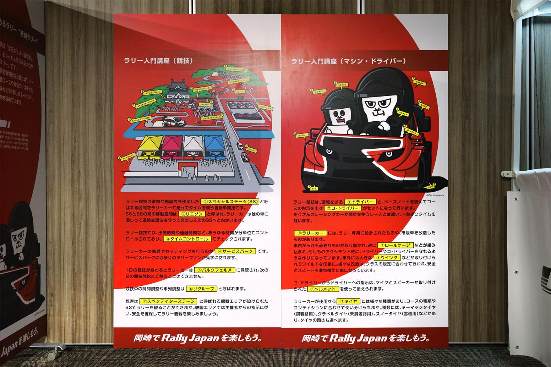 「WRCラリージャパンまであと1年!盛り上げイベント「ラリーミュージアムin岡崎」が岡崎市で開催」の17枚目の画像