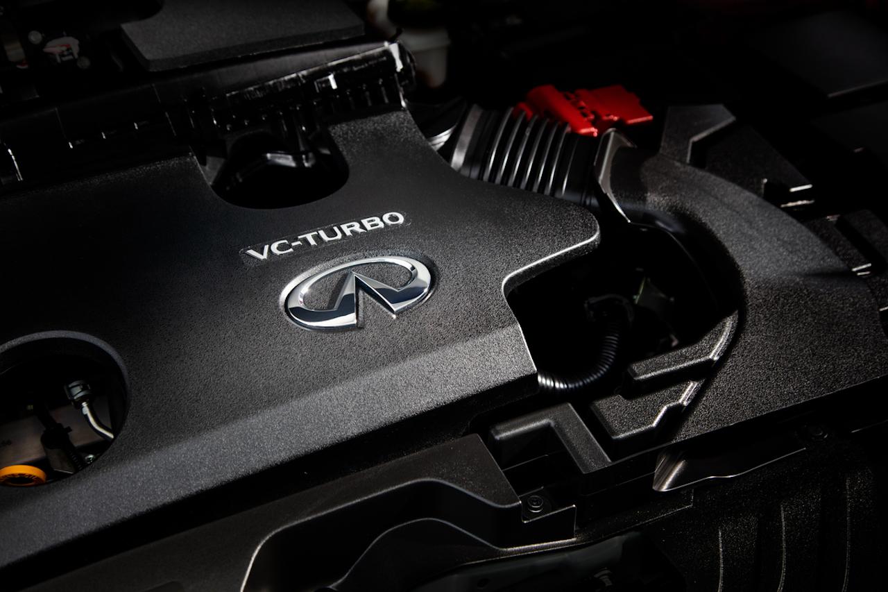 「インフィニティの新型SUV「QX55」をアメリカで発表【新車】」の3枚目の画像