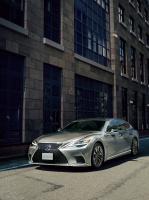 新型レクサスLSに採用された新ボディカラーの「銀影(ぎんえい)ラスター」とは?【新車】 - Lexus_LS_20201119_1