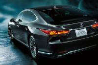 新型レクサスLSに採用された新ボディカラーの「銀影(ぎんえい)ラスター」とは?【新車】 - Lexus_LS_20201119_11