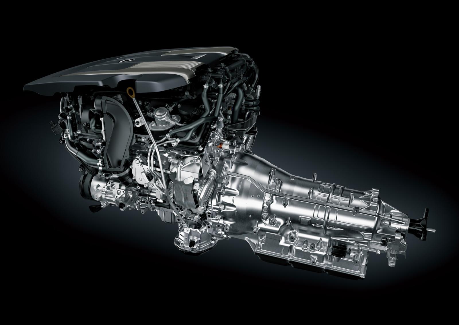 「レクサスLSがビッグマイナーチェンジ。乗り心地や静粛性の向上など、快適性をさらにアップ【新車】」の5枚目の画像