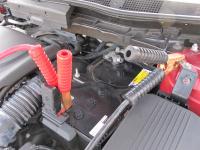 冬のバッテリー上がりでエンジンがかからない時の対処法