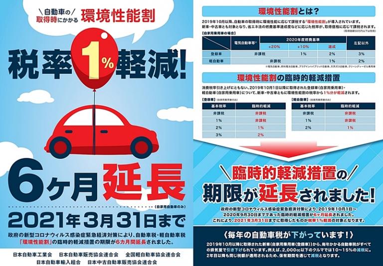 JAMA自動車税資料