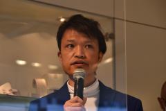 青木孝憲課長