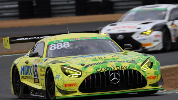 HIRIX GOOD DAY RACING AMG GT3